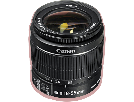 Sewa Lensa Canon 18 55 IS 2 Jogja