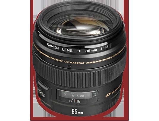 Sewa Lensa Canon 85 1.8 USM Jogja