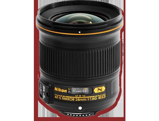 Sewa Lensa Nikon 24 1.8 Jogja