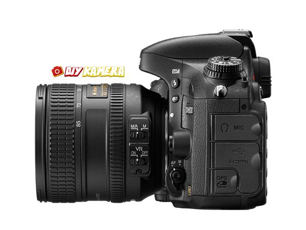 Rental Kamera Nikon D600 Jogja