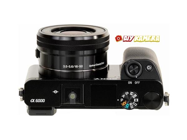Rental Kamera Sony A6000 Jogja