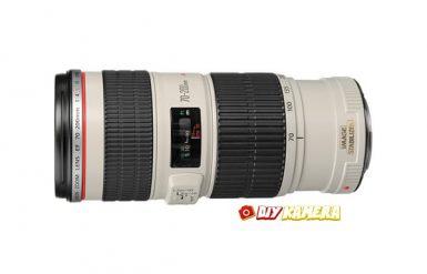 Rental Lensa Canon 70 200 F 4l Jogja