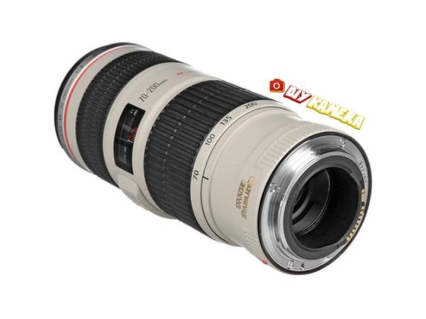 Rental Lensa Canon 70 200 F 4l Jogja Murah
