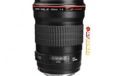 Rental Lensa Canon Ef 135mm F2l Usm Jogja