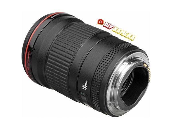 Rental Lensa Canon Ef 135mm F2l Usm Jogja Murah