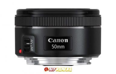 Rental Lensa Canon Ef 50mm F1.8 Stm Jogja
