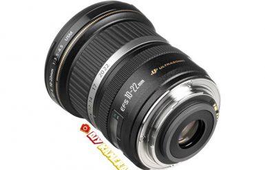 Rental Lensa Canon Ef S 10 22mm F3.5 4.5 Usm Jogja Murah