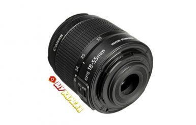 Rental Lensa Canon Ef S 18 55mm F3 5 5 6 Is Ii Jogja