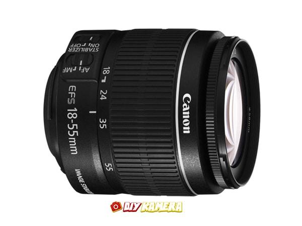 Rental Lensa Canon Ef S 18 55mm F3 5 5 6 IS STM Jogja Murah