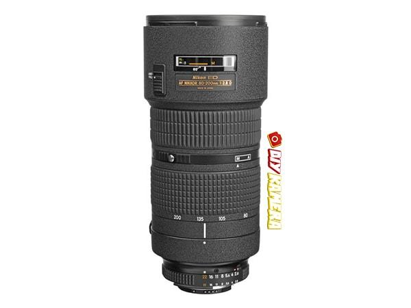Rental Lensa Nikon 80 200mm F2.8d Ed Jogja