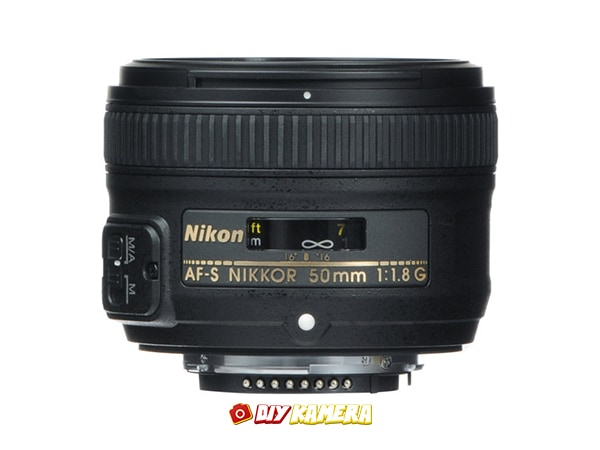 Rental Lensa Nikon Af S 50mm F1.8g Jogja