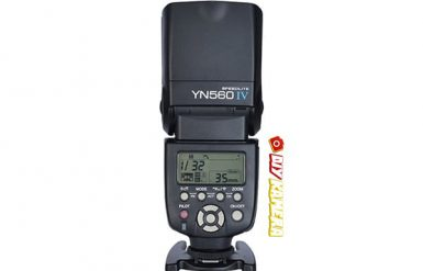 Sewa Flash Youngnuo Yn560 IV Jogja Murah