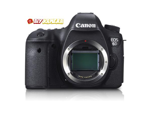 Sewa Kamera Canon 6d Jogja