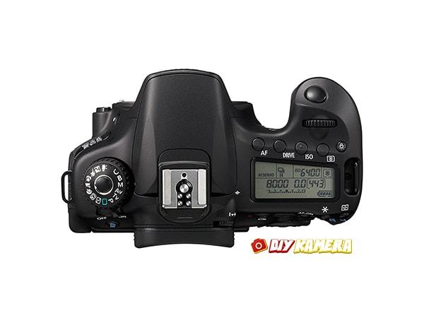Sewa Kamera Canon Eos 60d Jogja