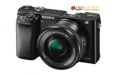 Sewa Kamera Sony A6000 Jogja