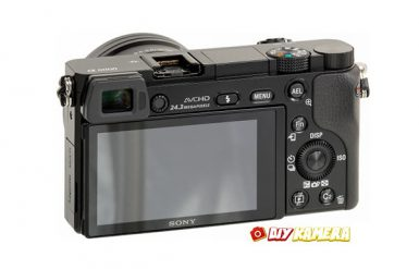 Sewa Kamera Sony A6000 Jogja Murah