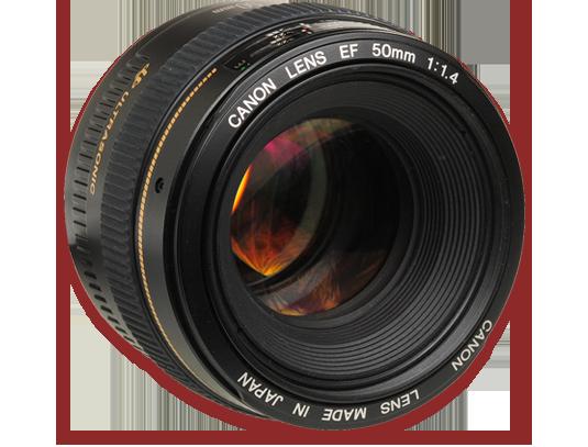 Sewa Lensa Canon 50 1.4 Usm Jogja