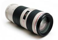 sewa lensa canon 70-200 f/4l jogja