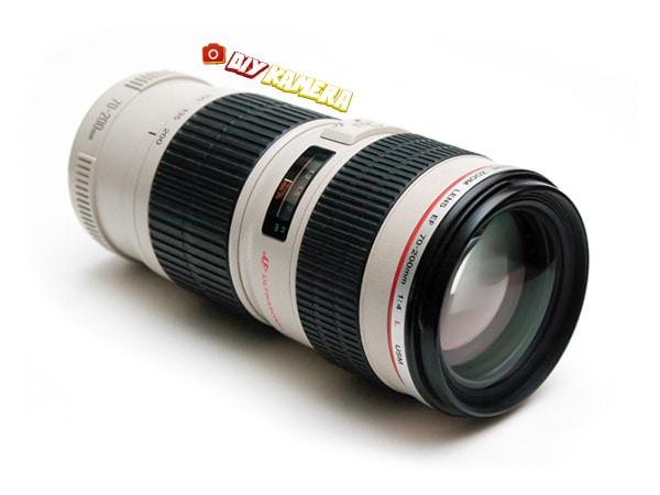 Sewa Lensa Canon 70 200 F 4l Jogja