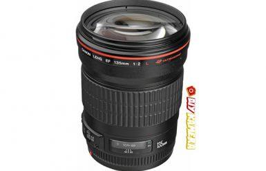 Sewa Lensa Canon Ef 135mm F2l Usm Jogja Murah