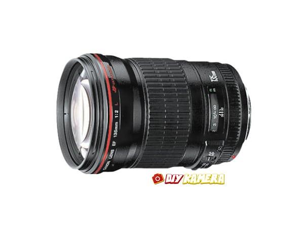 Sewa Lensa Canon Ef 135mm F2l Usm Jogja