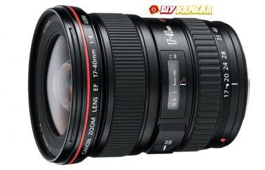 Sewa Lensa Canon Ef 17 40mm F 4l Jogja