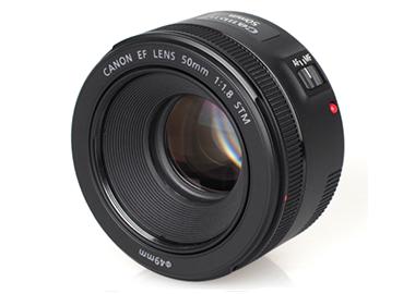 sewa lensa canon ef 50mm f/1.8 stm jogja