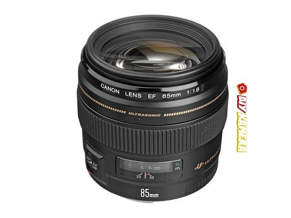 Sewa Lensa Canon Ef 85mm F1.8 Usm Jogja Murah