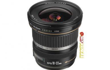 Sewa Lensa Canon Ef S 10 22mm F3.5 4.5 Usm Jogja Murah