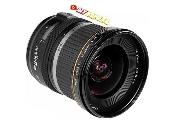 Sewa Lensa Canon Ef S 10 22mm F3.5 4.5 Usm Jogja