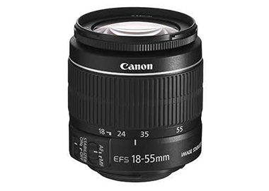 sewa lensa canon ef-s 18-55mm f/3.5-5-6 is ii jogja