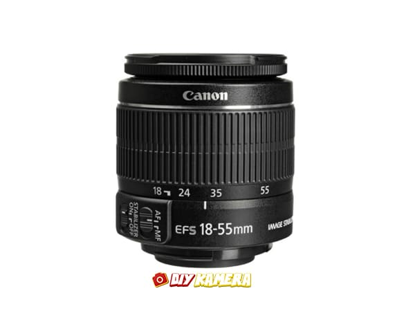 Sewa Lensa Canon Ef S 18 55mm F3 5 5 6 Is Ii Jogja Murah