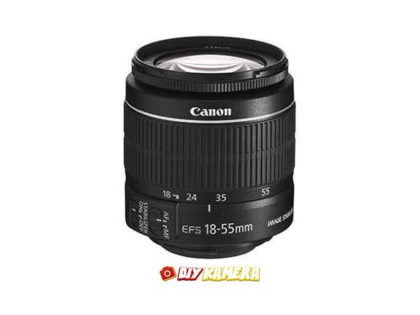 Sewa Lensa Canon Ef S 18 55mm F3 5 5 6 Is Ii Jogja