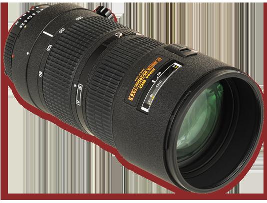 Sewa Lensa Nikon 80 200 Jogja