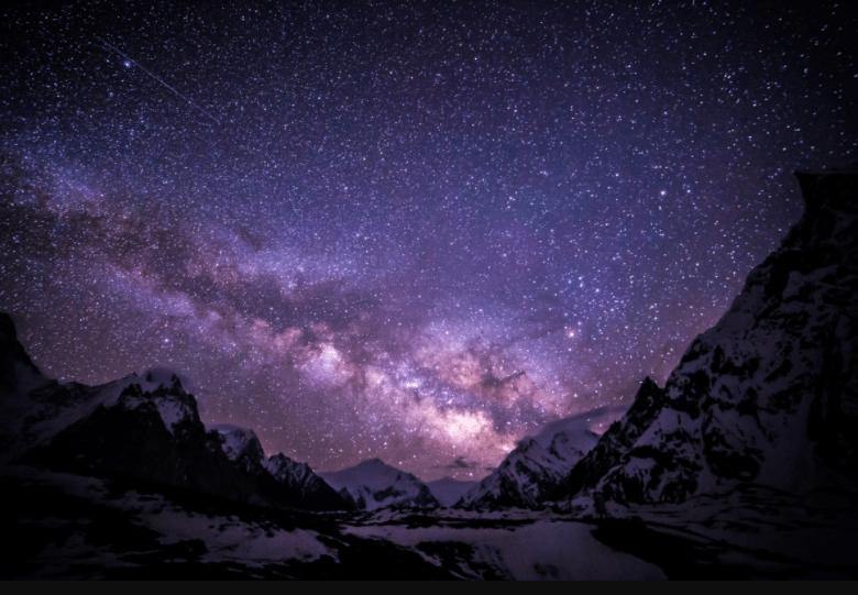 Cara Memotret Milky Way Dengan Kamera Dslr