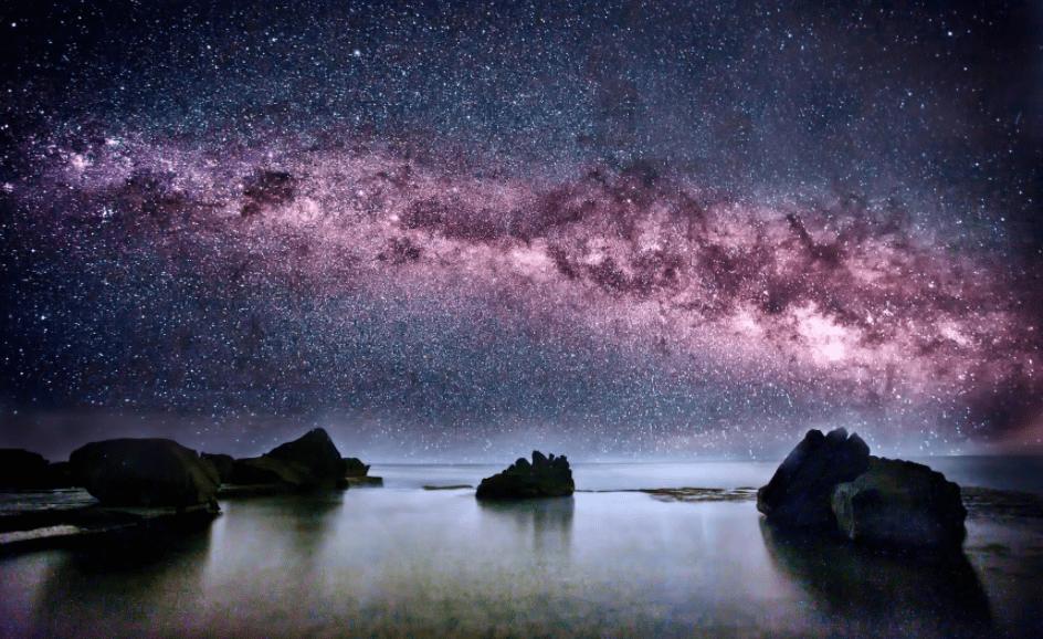 Cara Memotret Milky Way Dengan Smartphone