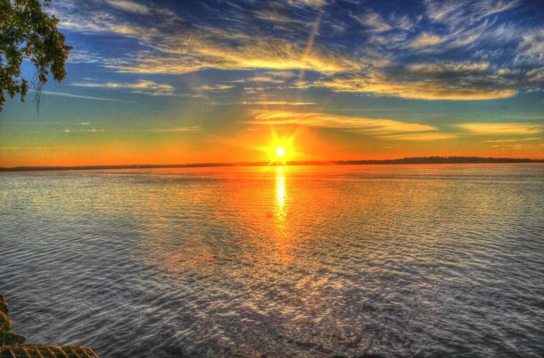 Tips Memotret Sunrise