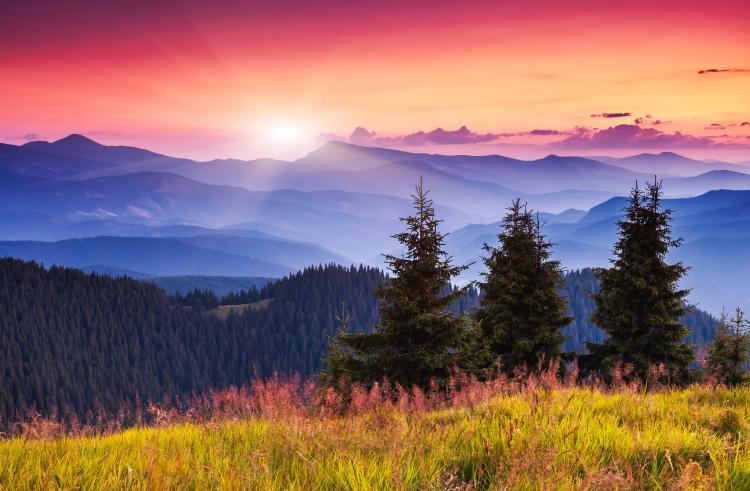 Tips Memotret Sunset