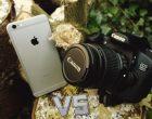 Perbandingan Hasil Foto Kamera DSLR VS IPhone