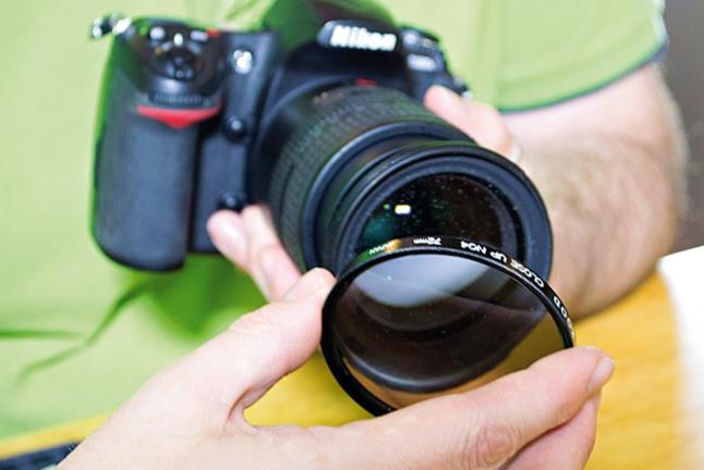 Filter Close Up Untuk Foto Makro