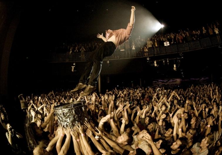 Cara Memotret Konser
