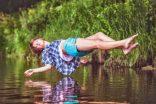 Cara Memotret Levitasi