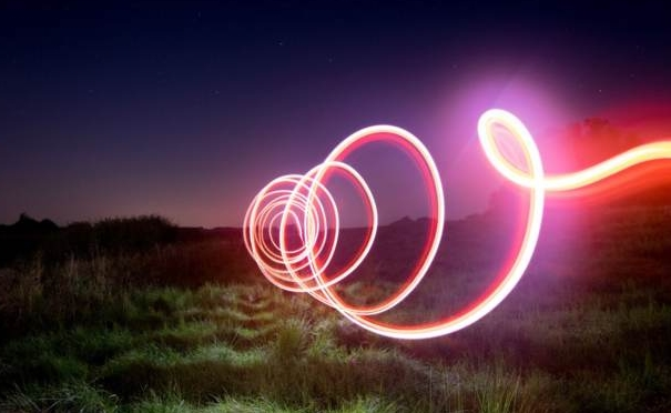 Teknik Light Painting Pada Fotografi