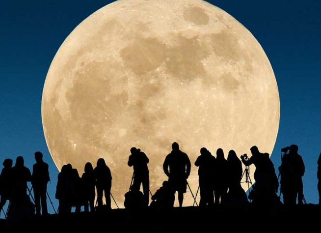 Tips Foto Supermoon
