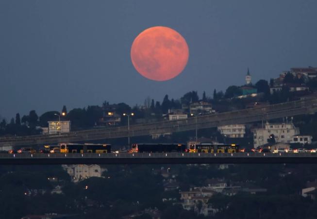 Cara Memotret Bulan Dengan Hp