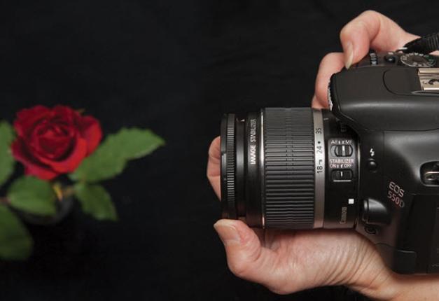 Cara Mengatur Manual Fokus Kamera Dslr