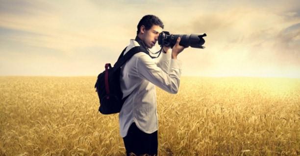 Cara Pegang Kamera Yang Benar