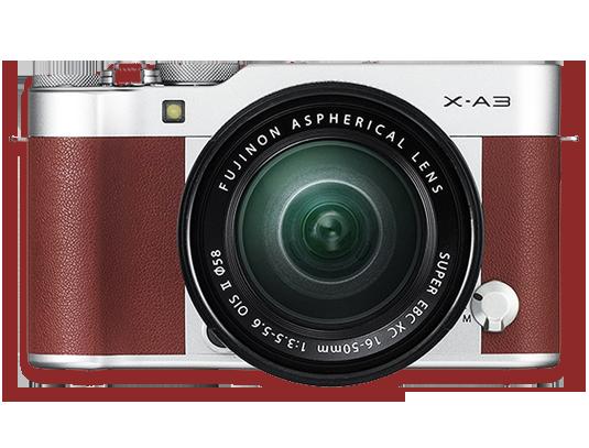 Sewa Fujifilm XA 3 Jogja