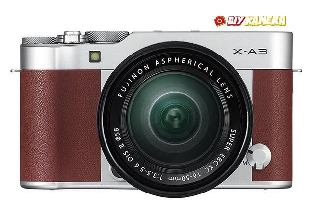 Sewa Kamera Fujifilm XA3 Jogja