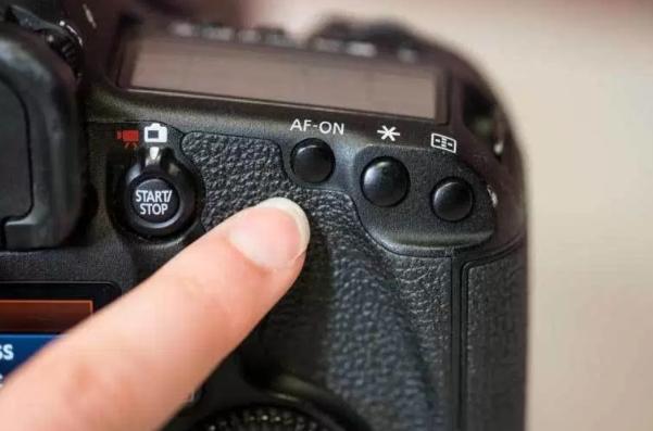 Back Button Focus Di Kamera DSLR